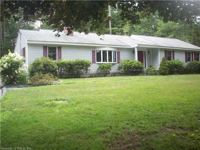 Real Estate for Sale, ListingId: 29087456, Thompson,CT06277