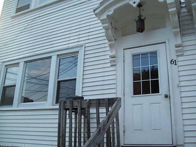 Rental Homes for Rent, ListingId:29246268, location: 61-2 OTIS ST Norwich 06360