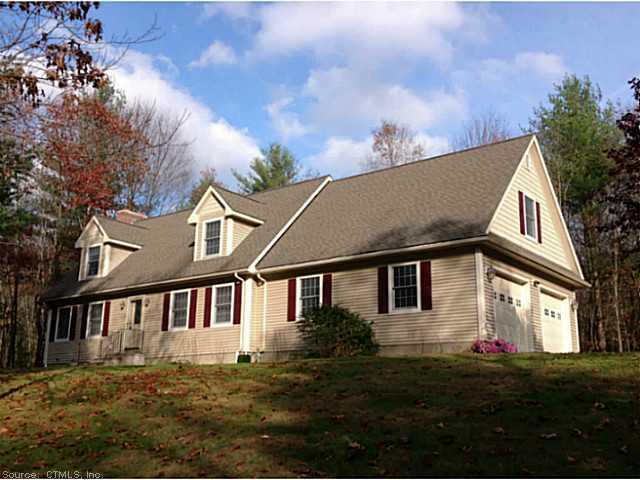 Real Estate for Sale, ListingId: 29547550, Canterbury,CT06331