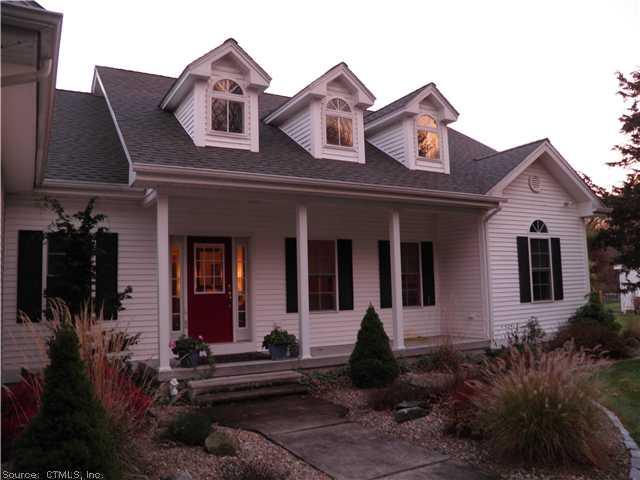 Real Estate for Sale, ListingId: 33956309, Canterbury,CT06331