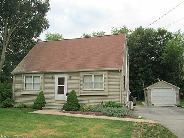 Rental Homes for Rent, ListingId:29614235, location: 4 JOYCE CT Niantic 06357