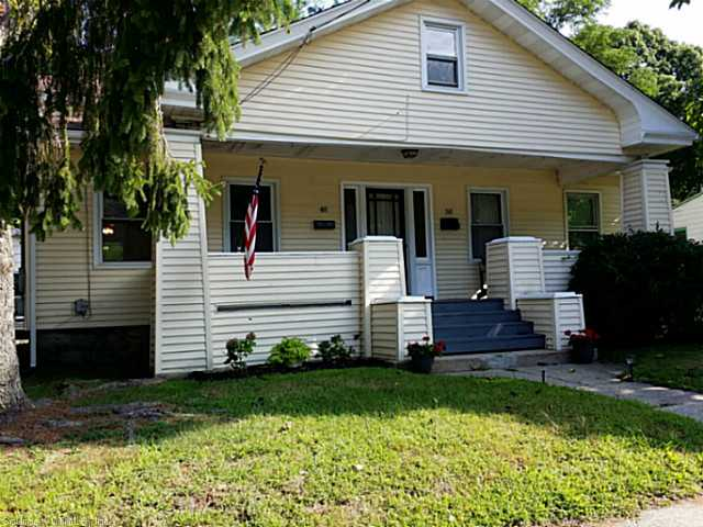 Rental Homes for Rent, ListingId:29625380, location: 48 WARNER ST Groton 06340