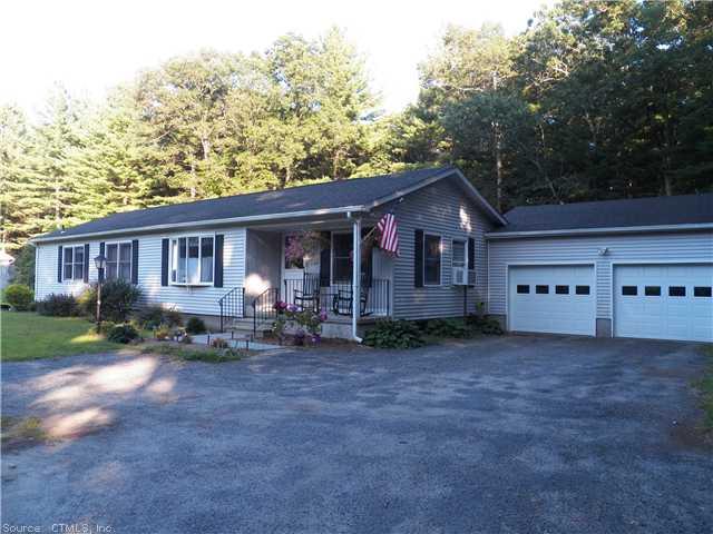Real Estate for Sale, ListingId: 29640386, Canterbury,CT06331
