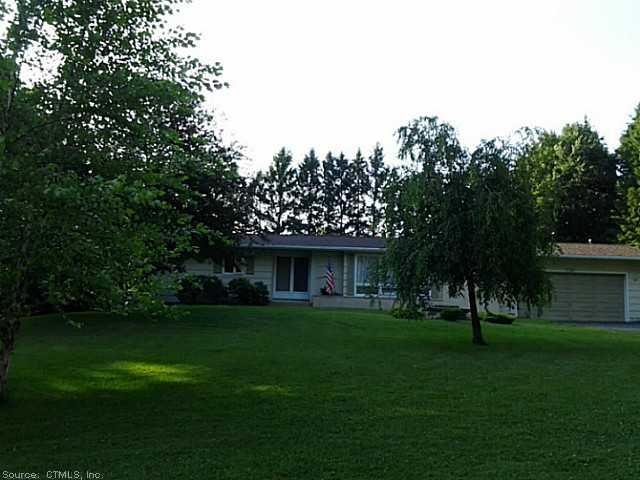 Real Estate for Sale, ListingId: 29640609, Windham,CT06280