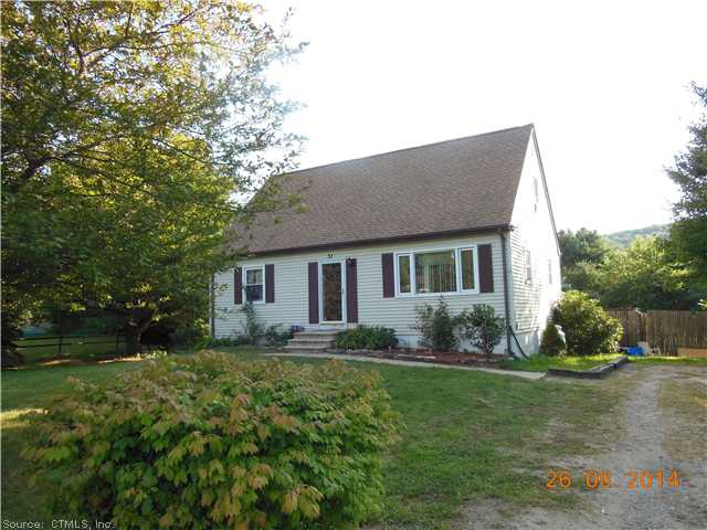 31 Rixtown Rd, Griswold, CT 06351