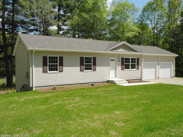 Rental Homes for Rent, ListingId:29790669, location: 40 PINEVILLE ROAD Dayville 06241