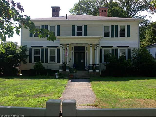 Rental Homes for Rent, ListingId:29973603, location: 170 WASHINGTON ST Norwich 06360