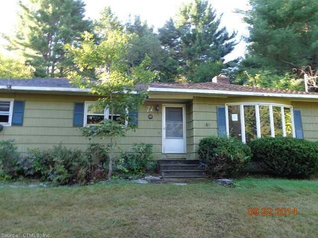 Real Estate for Sale, ListingId: 30015367, Thompson,CT06277
