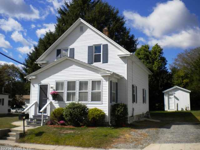Rental Homes for Rent, ListingId:30140090, location: 31 Salisbury Avenue Plainfield 06374