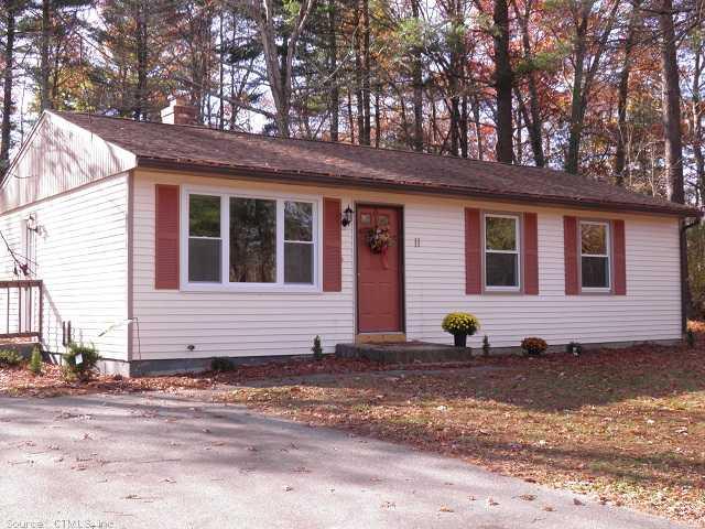 Real Estate for Sale, ListingId: 30140136, Thompson,CT06277