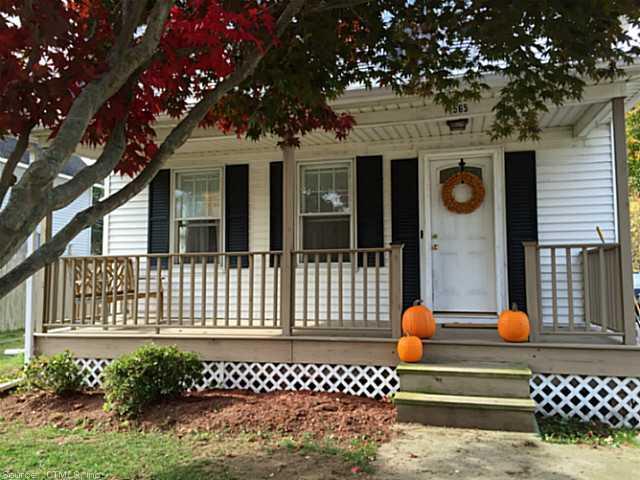 Rental Homes for Rent, ListingId:30457470, location: 1565 UPPER MAPLE ST Dayville 06241