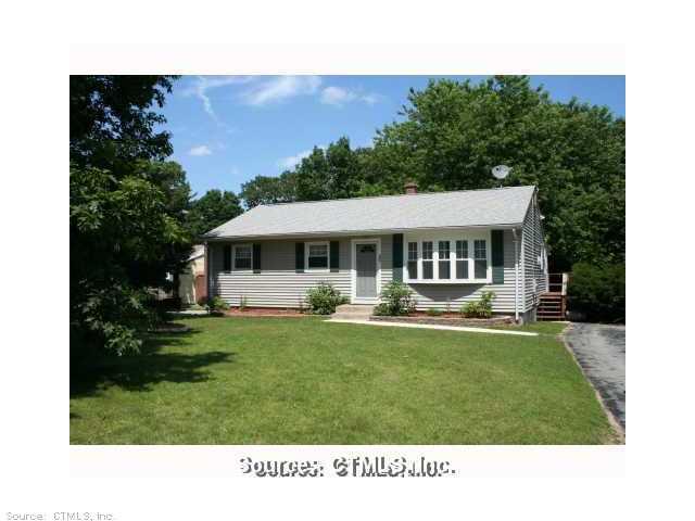 Rental Homes for Rent, ListingId:30683061, location: 17 Manor Rd Montville 06353
