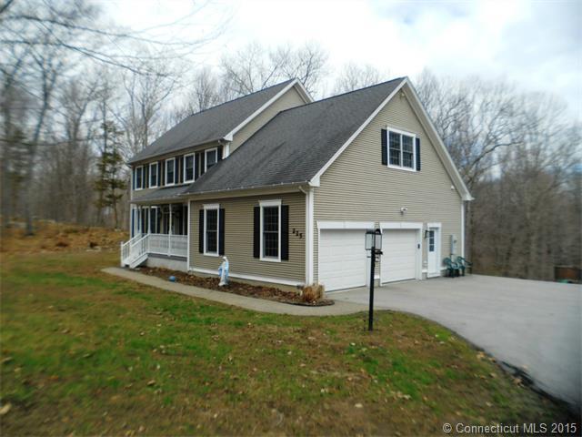Real Estate for Sale, ListingId: 30809352, Hebron,CT06248