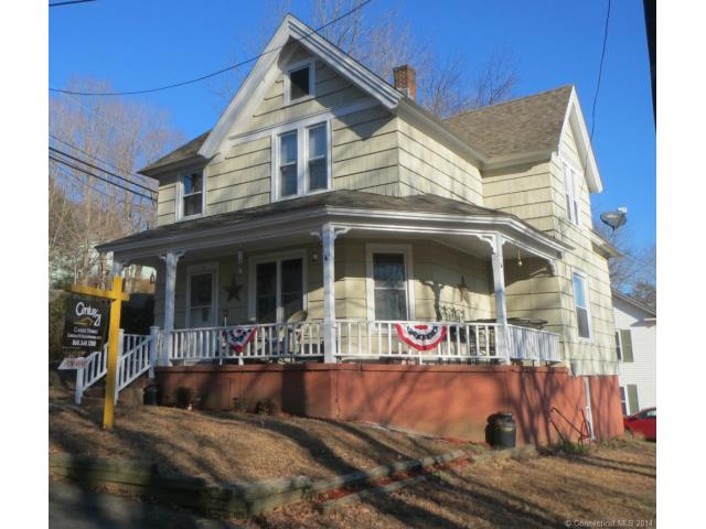 Rental Homes for Rent, ListingId:30854607, location: 15 High St Stafford 06075