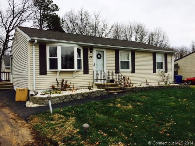 Rental Homes for Rent, ListingId:30963804, location: 27 Farmstead Cir Bloomfield 06002