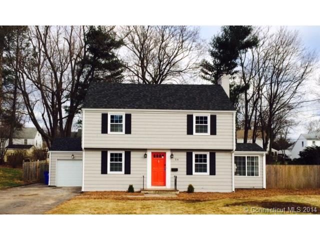 Real Estate for Sale, ListingId: 31013475, W Hartford,CT06107