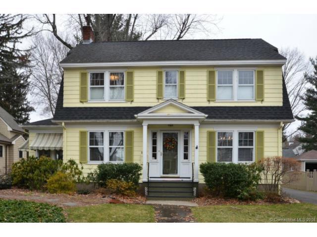 Real Estate for Sale, ListingId: 31121039, W Hartford,CT06107