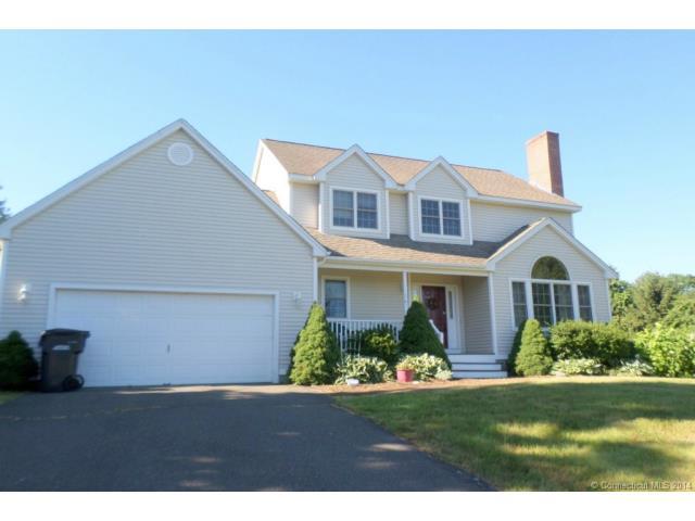 Real Estate for Sale, ListingId: 31120891, Bolton,CT06043