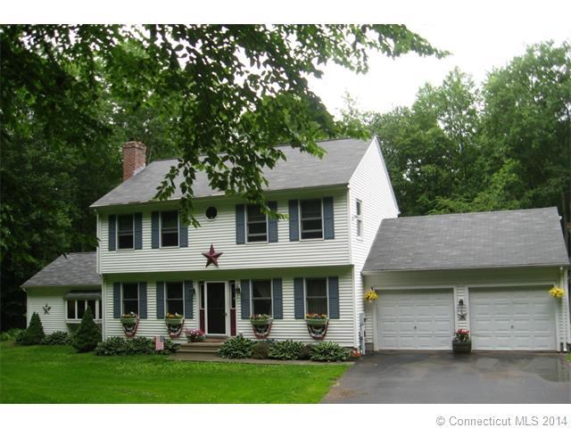 Real Estate for Sale, ListingId: 31337960, Columbia,CT06237