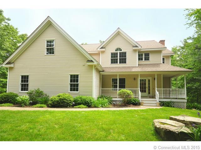 Real Estate for Sale, ListingId: 31443081, Stafford,CT06075