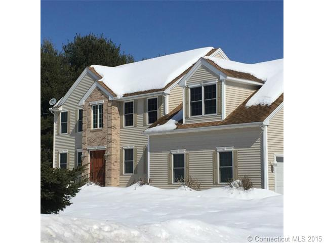 Rental Homes for Rent, ListingId:32014547, location: 682 Springfield Rd Somers 06071