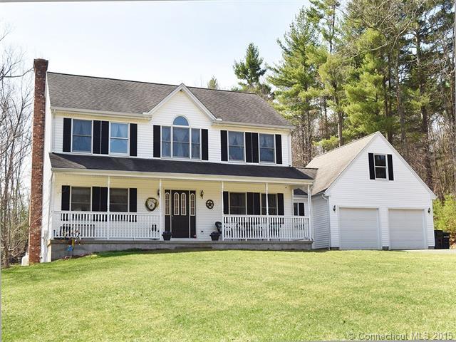 Real Estate for Sale, ListingId: 32014520, Stafford,CT06075