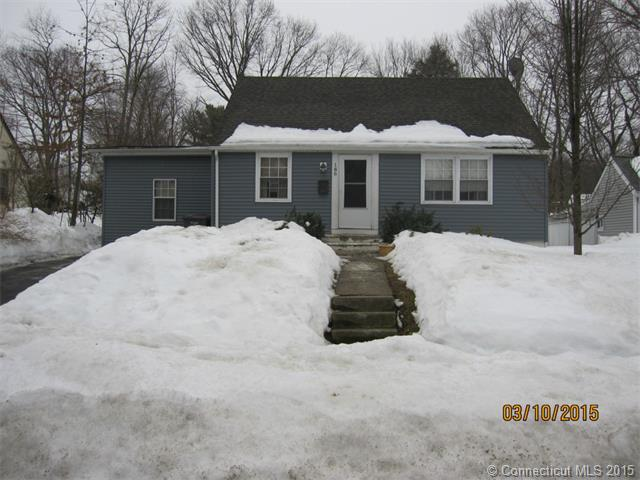 Rental Homes for Rent, ListingId:32057238, location: 186 Quinn St Naugatuck 06770
