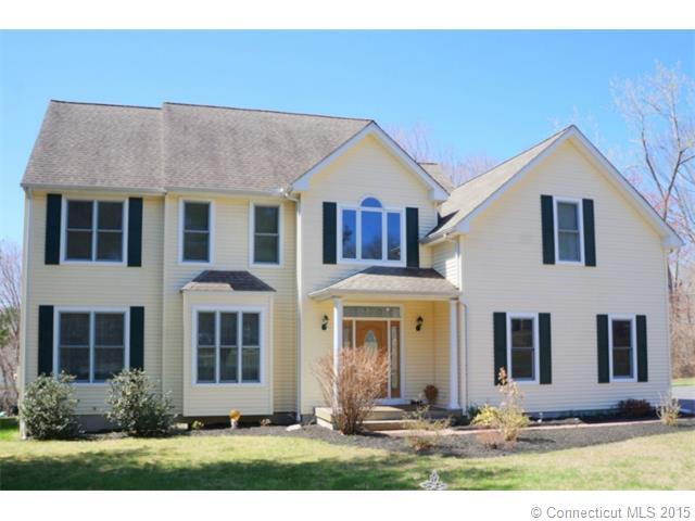 Real Estate for Sale, ListingId: 33078182, Tolland,CT06084