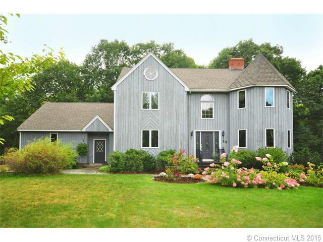 Real Estate for Sale, ListingId: 32455492, Bolton,CT06043