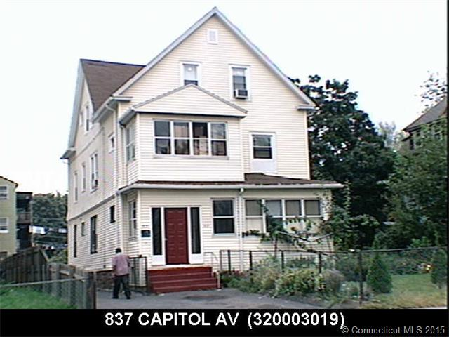 Rental Homes for Rent, ListingId:32528811, location: 837 3rd Floor Capitol Ave Hartford 06106