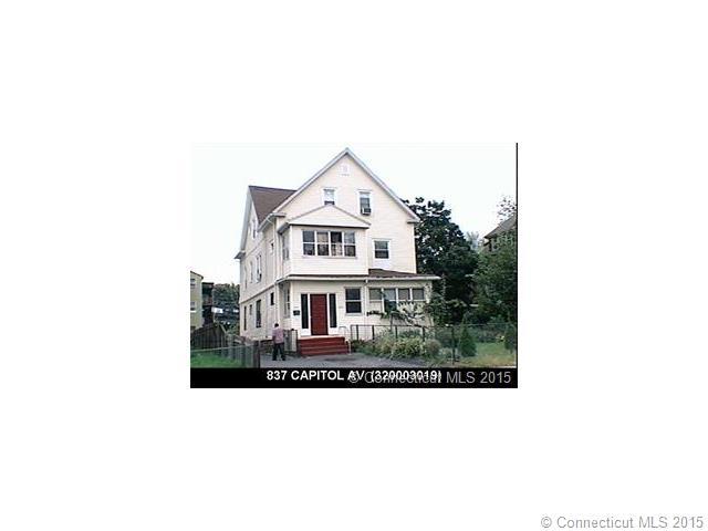 Rental Homes for Rent, ListingId:32528816, location: 839 1st Floor Capitol Ave Hartford 06106