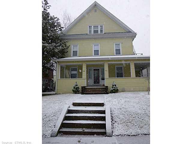Rental Homes for Rent, ListingId:32707781, location: 42 Lancaster Rd W Hartford 06119