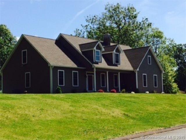 Real Estate for Sale, ListingId: 32727205, Tolland,CT06084