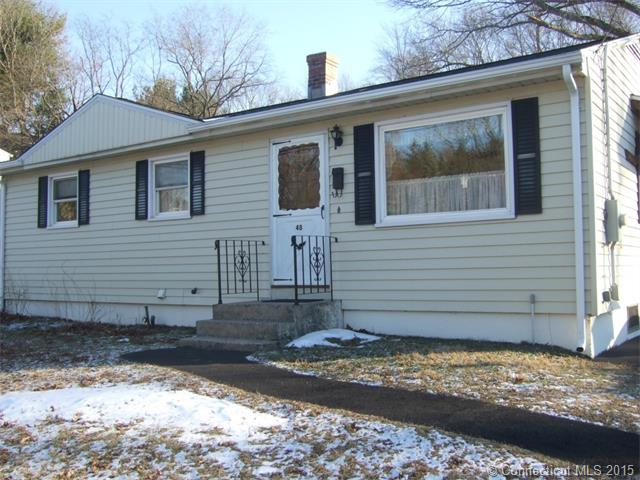 Rental Homes for Rent, ListingId:32868255, location: 48 Pondview Dr Southington 06489