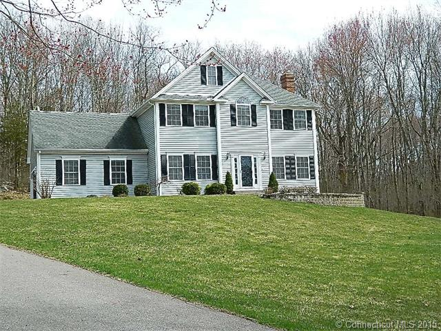 172 Woodbine Rd, Colchester, CT 06415