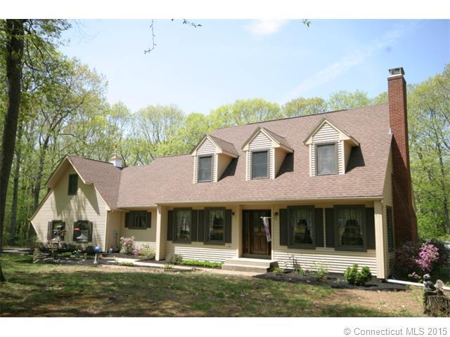 Real Estate for Sale, ListingId: 32946789, Stafford,CT06075