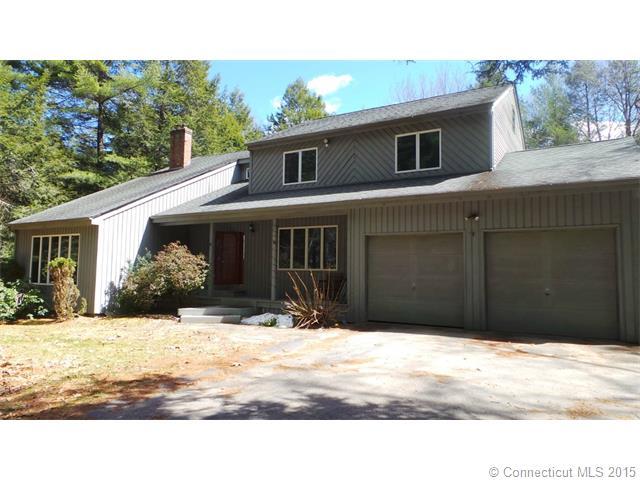 Real Estate for Sale, ListingId: 37105092, Willington,CT06279