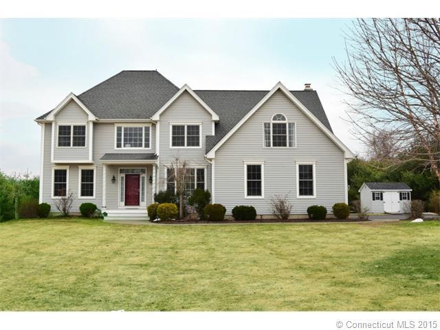 Rental Homes for Rent, ListingId:33094422, location: 26 Allen Ridge Dr Ellington 06029