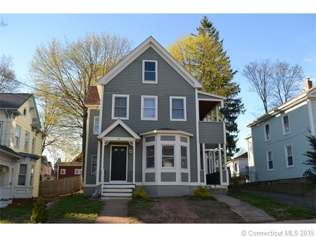 Rental Homes for Rent, ListingId:33094434, location: 28.5 Talcott Ave Vernon 06066