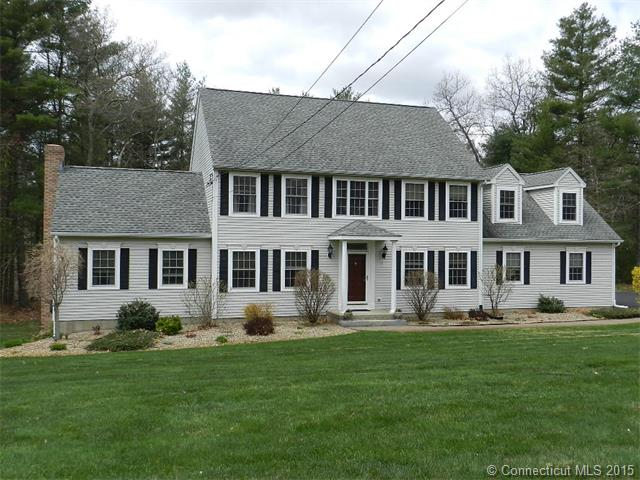 Real Estate for Sale, ListingId: 33121249, Tolland,CT06084