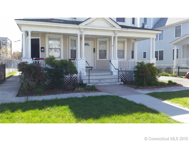 Rental Homes for Rent, ListingId:33195173, location: 44 Irving St 1st Fl Hartford 06112