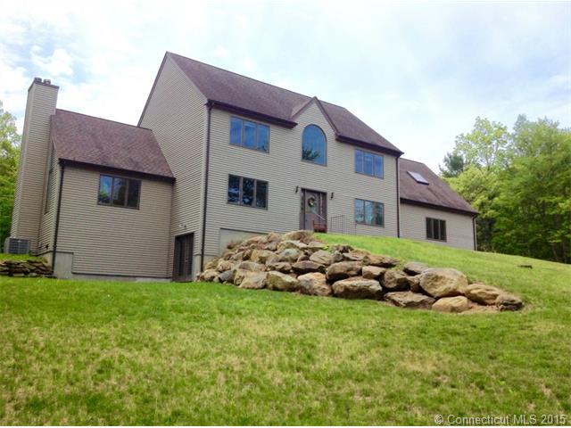 Real Estate for Sale, ListingId: 33354971, Willington,CT06279