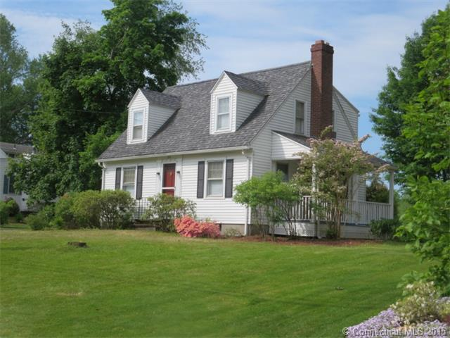 Rental Homes for Rent, ListingId:33534091, location: 213 Russell Avenue Suffield 06078
