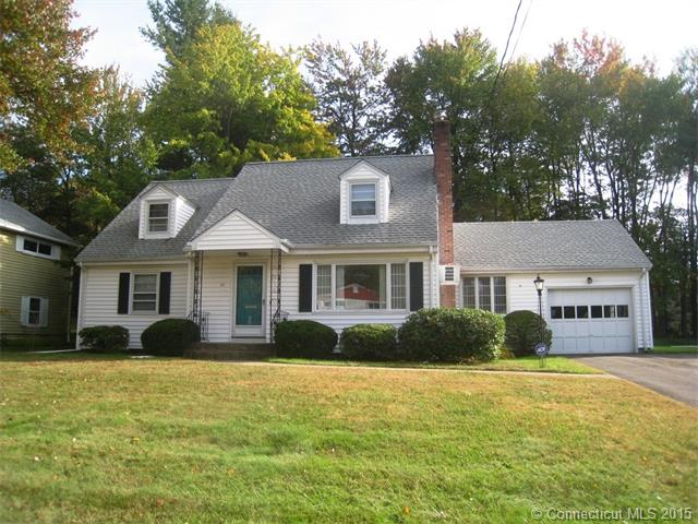 Rental Homes for Rent, ListingId:33589143, location: 81 Whitehill Dr W Hartford 06117