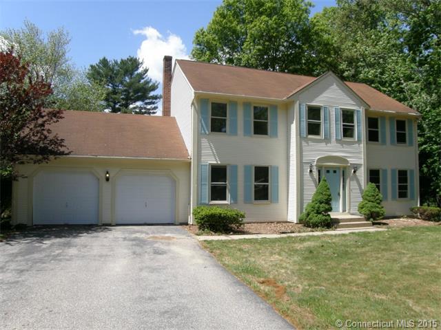 Real Estate for Sale, ListingId: 33589138, Windham,CT06280