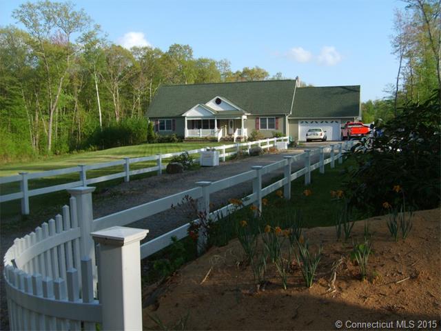 Real Estate for Sale, ListingId: 33601525, Stafford,CT06075
