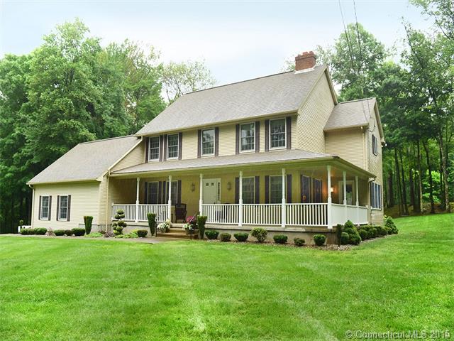 Real Estate for Sale, ListingId: 33813818, Stafford,CT06075