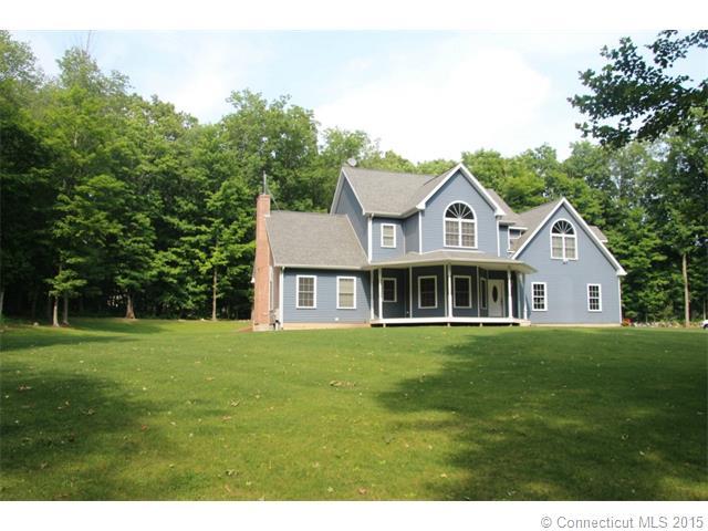 Real Estate for Sale, ListingId: 33813626, Lebanon,CT06249