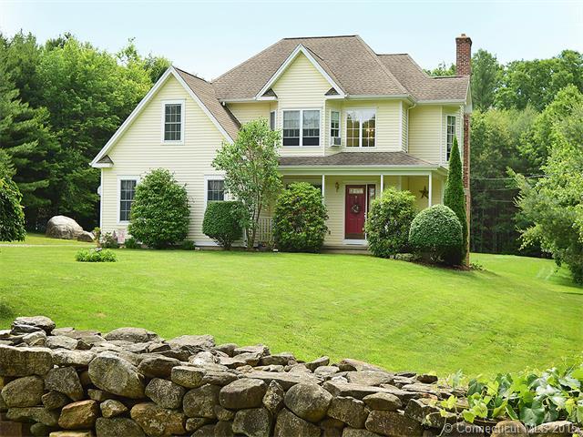 Real Estate for Sale, ListingId: 33852683, Willington,CT06279