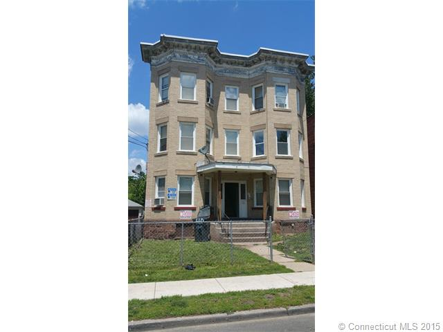 Rental Homes for Rent, ListingId:34005135, location: 40 Hamilton St Unit 2E Hartford 06106